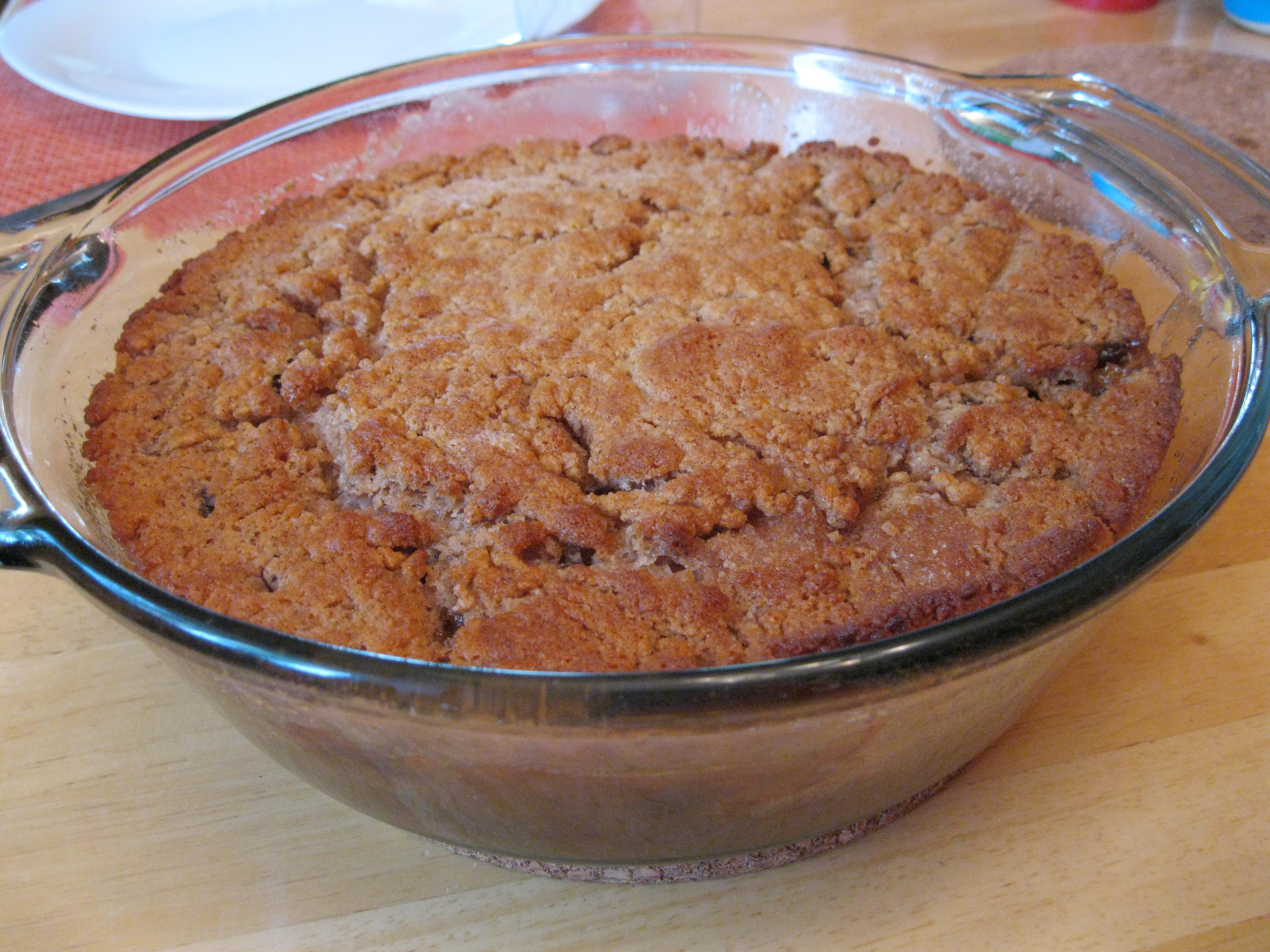 Old Fashioned Boiled Raisin Cake Recipe